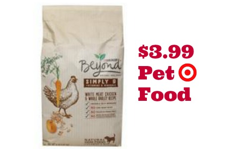Purina Beyond Pet Food Coupon 399 At Target Southern Savers
