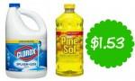 Clorox Coupon   $1.53 Bleach At Publix