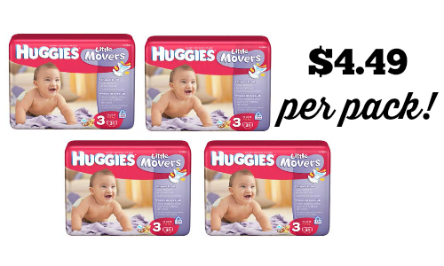cvs huggies deal
