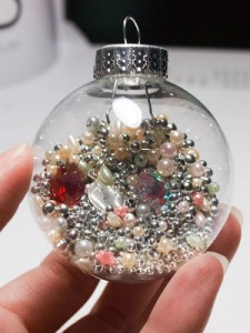 diy christmas i spy ornament