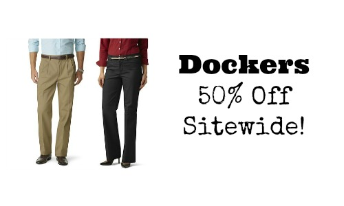 dockers black friday sale