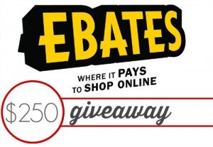 ebates giveaway