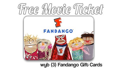 fandango gift card deal