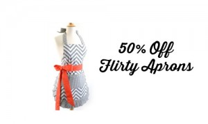 flirty aprons black friday sale