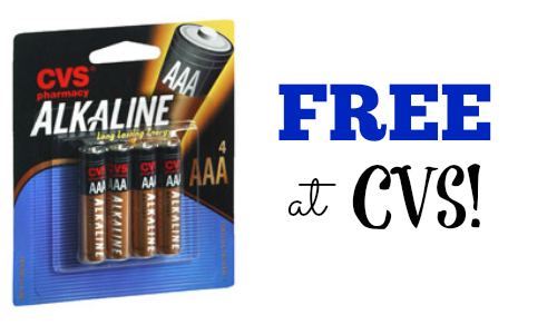 free batteries at cvs