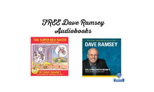 free dave ramsey audiobooks