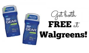 free speed stick deodorant