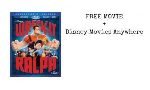 free wreck it ralph movie