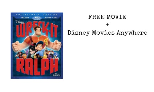 free wreck it ralph movie