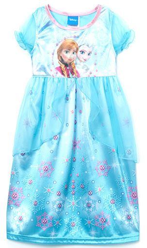 elsa gown