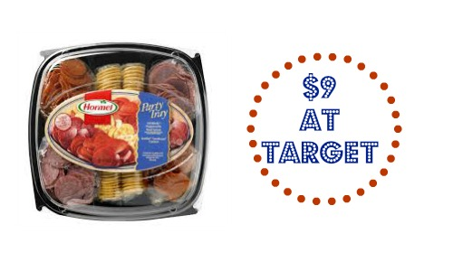 hormel coupon party tray