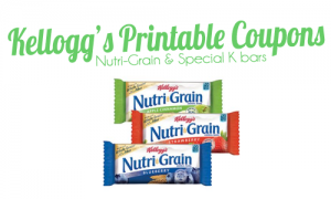 kelloggs printable coupons nutri grain special k2