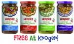 Kroger eCoupon: FREE Herdez Cooking Sauce