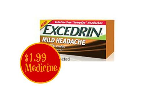 mild headache