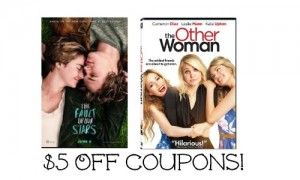 movie coupons