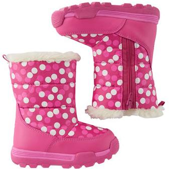 oshkosh grils snow boots