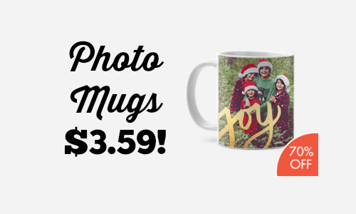 Discount mugs coupon free shipping