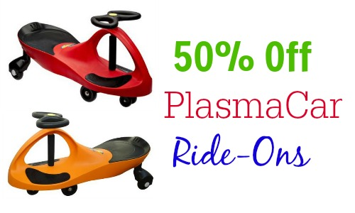 looking for a great gift for the kids today only amazon is offering select plasmacar ride ons for 3498 regularly 6595