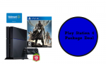 Walmart Black Friday Deal: Play Station 4 Package Deal Available Now!