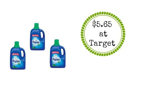 purex coupon target