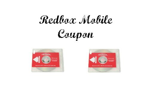 Redbox Coupon Code: $1 Off Rental