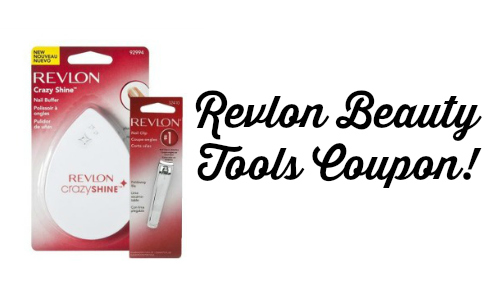 revlon beauty tools coupon
