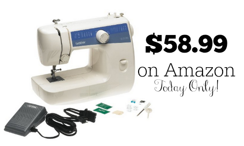 sewing machine amazon deal