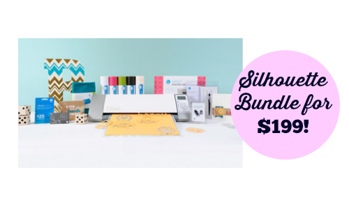 silhouette bundle deal