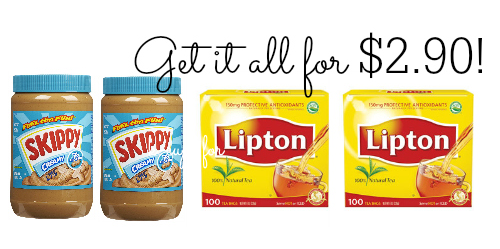 skippy and lipton coupons cvs deal2