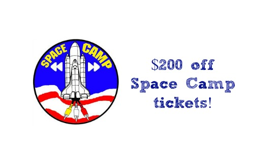 space camp black friday sale