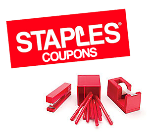 staples coupons Sharpie coupon