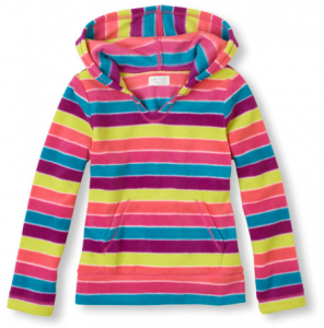 stiped pullover girls cp bf