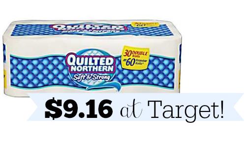 target bath tissue deal