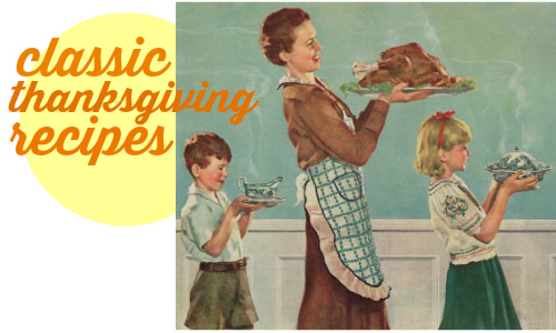 Fill your holiday with tradition and richness with these classic Thanksgiving recipes!
