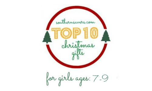top gifts for girls 7-9