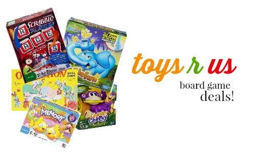 Toys R Us Board Games Starting At 99 Southern Savers