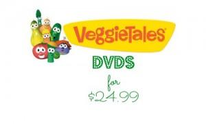 veggie tales dvds