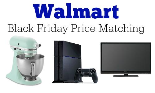 walmart price matching