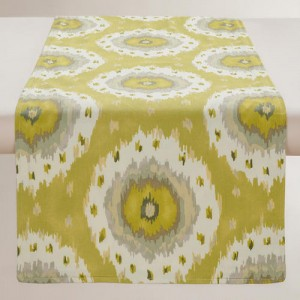 481193_CITRUS IKAT DOT RUNNER 16X90""