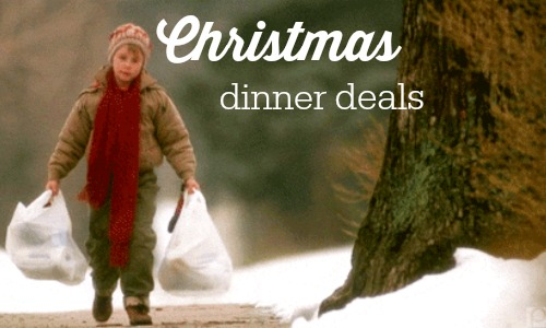 Top Christmas Dinner Deals
