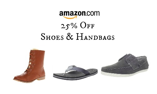 Amazon coupon code discount for shoes