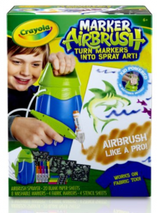 amazon crayola airbursh