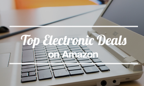 amazon electronics deals