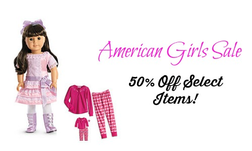 american girls sale