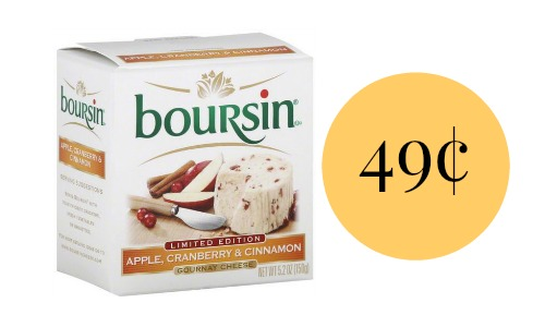 boursin coupon