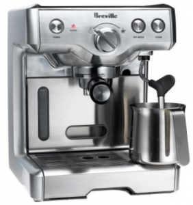 breville espresso maker amazon deal