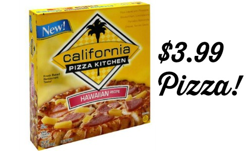 California Pizza Kitchen 1 Off Kroger Target Deals