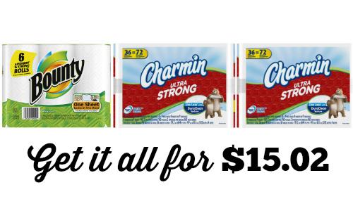 charmin deal