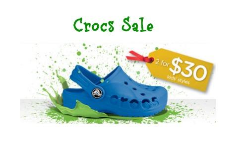 crocs sale1
