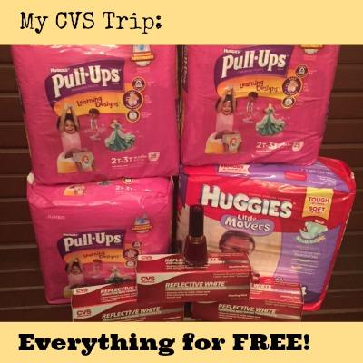 cvs trip